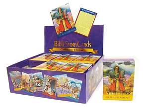 Biblestorycards New Testament Display Box and Card Packs