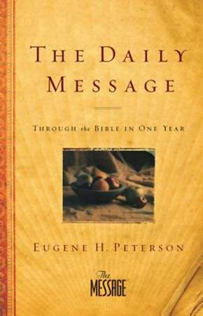 The Daily Message [ePub Ebook]