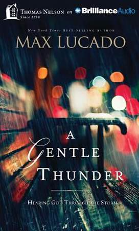 A Gentle Thunder Audiobook - MP3 CD