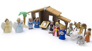 Tales of the Glory Nativity Play Set
