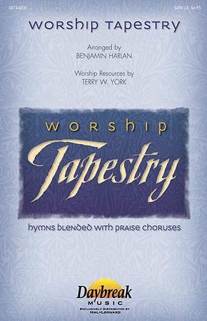 Worship Tapestry Choral Book