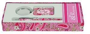 Sarah J Pen-Keyring Gift Set - Joy