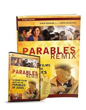 Parables Remix Participant`s Guide with DVD