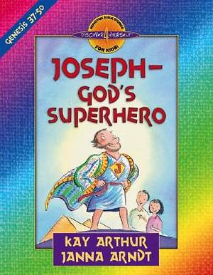 Joseph-God`s Superhero
