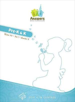 ABC Full Kit - Pre K & K 4th Qtr