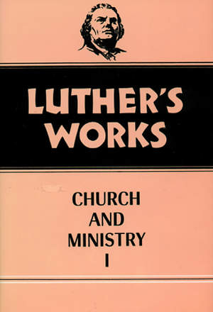 Luther's Works, Volume 39