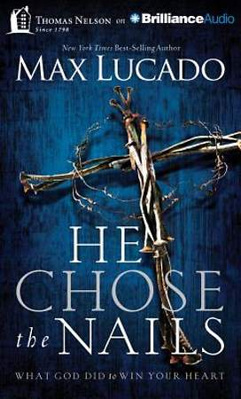 He Chose the Nails Audiobook - MP3 CD