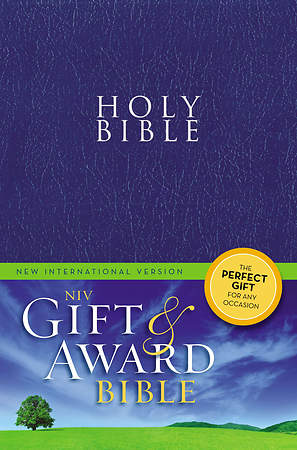 New International Version Gift and Award Bible