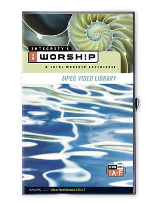 iWorship MPEG Video Library A-F