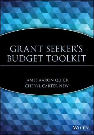 Grant Seeker`s Budget Toolkit