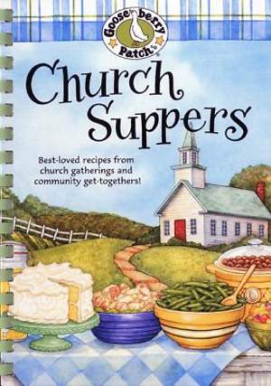 Church Suppers Cookbook
