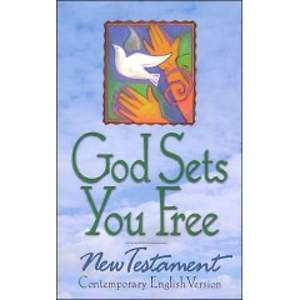 God Sets You Free New Testament