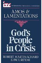 God`s People in Crisis
