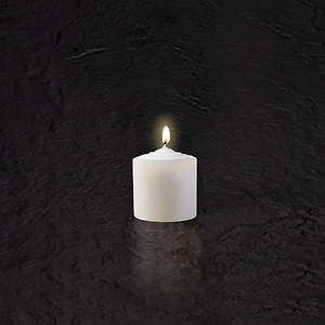 Straight 8 Hour Votive Light (Package of 144)