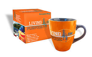 Mug: Living on Purpose