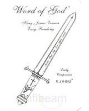 Sword Bible-OE-Pocket KJV Easy Reading
