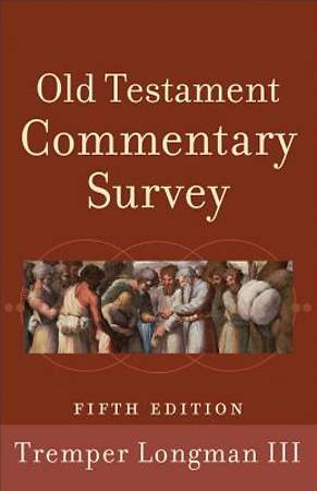 Old Testament Commentary Survey [ePub Ebook]