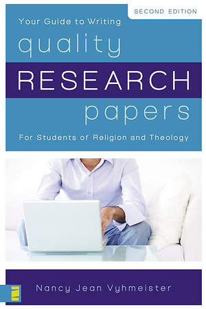 Quality Research Papers Second Edition