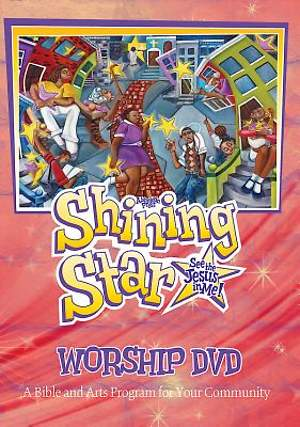 Vacation Bible School (VBS) 2015 Shining Star Worship DVD
