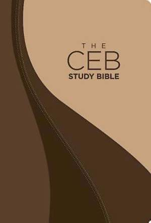 The CEB Common English Bible Study Bible, Decotone