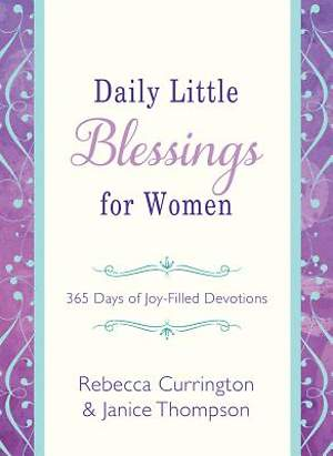 Daily Little Blessings for Women