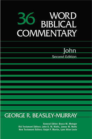 Word Biblical Commentary - John