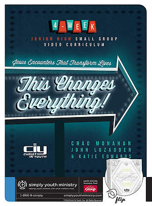 This Changes Everything DVD Curriculum