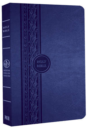 Thinline Reference Bible (Blue)