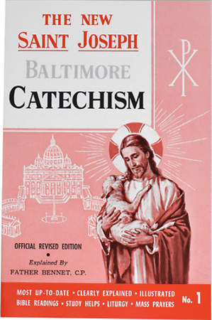 St. Joseph Baltimore Catechism (No. 1)