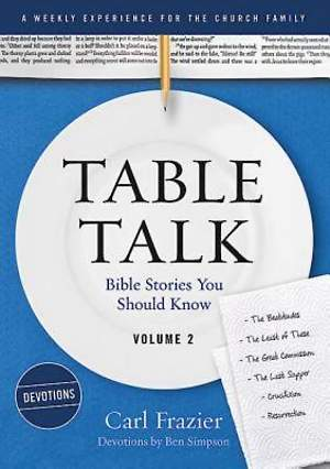 Table Talk Volume 2 - Devotions