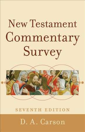 New Testament Commentary Survey [ePub Ebook]