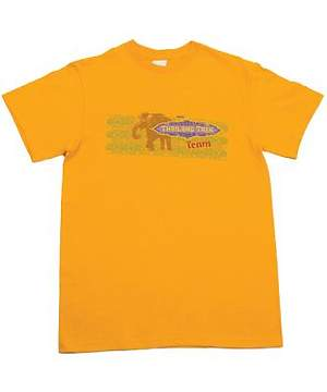 Group Cross Culture VBS 2015 Staff T-shirt.Adult.MED 38-40