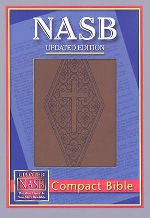 Compact Bible-NASB-Diamond/Cross