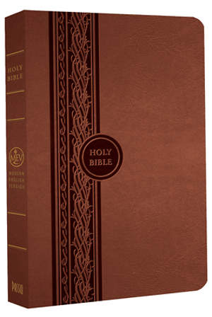 Thinline Reference Bible (Brown)
