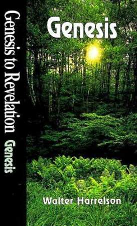 Genesis to Revelation: Genesis Student Book