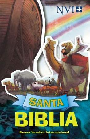 Santa Biblia-NVI: Children`s Bible