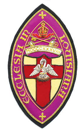 SEAL-DIOCESE OF LOUISIANA