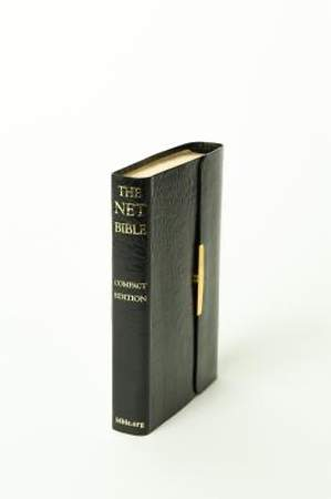 Net Bible-OE-Compact Magnetic Closure