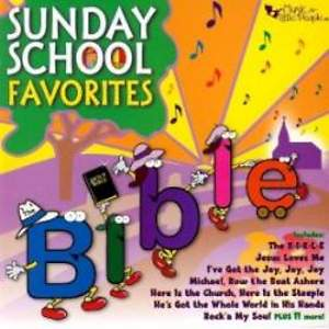 Sunday School Favorites CD