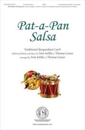 Pat-a-Pan Salsa Instrumental Track Accompaniment CD
