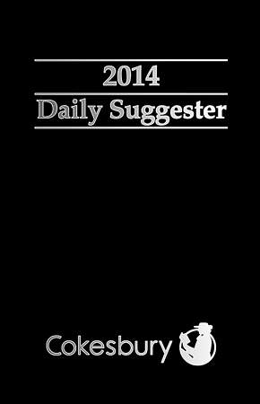 2014 Ecumenical Daily Suggester