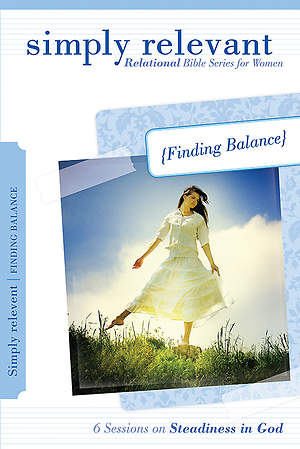 Simply Relevant - Finding Balance