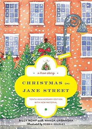 Christmas on Jane Street