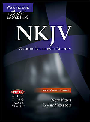 NKJV Clarion Reference Bible