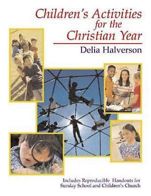Children's Activities for the Christian Year - eBook [ePub]