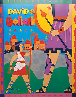 Bible Big Books - David & Goliath