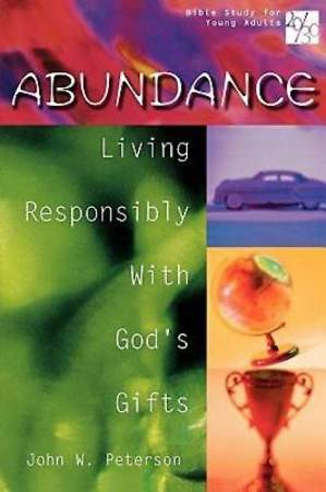 20/30 Bible Study for Young Adults Abundance