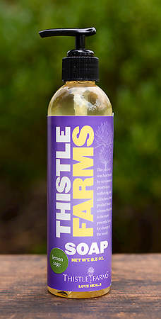 Thistle Farms Liquid Hand Soap - Citrus Vanilla