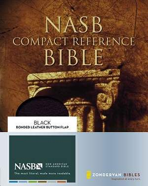Bible NASB Compact Reference Snap Flap
