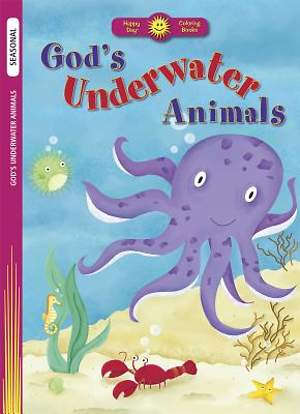 God's Underwater Animals